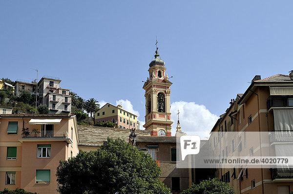 Sori  Riviera die Levante  Italien  Europa