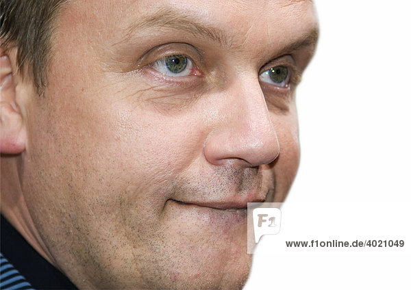 Der deutsche Komiker  Schauspieler und Buchautor Hape Kerkeling