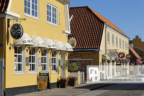 Skagen  Jütland  Dänemark  Europa