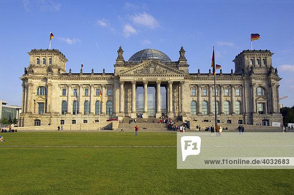 Reichstag  Berlin  Deutschland  Europa Reichstag, Berlin, Deutschland, Europa