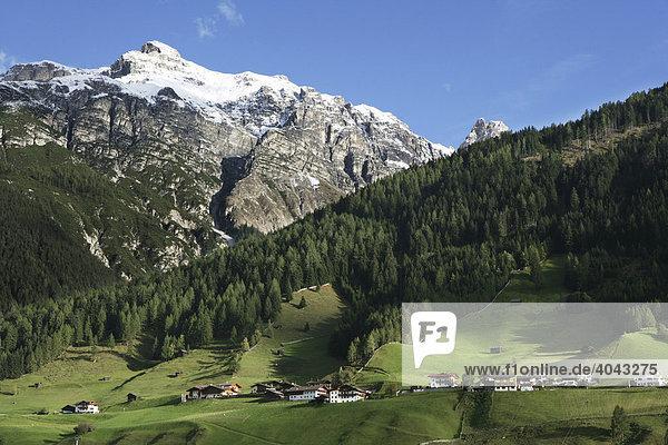 Milders  Stubaital  Tirol  Österreich  Europa