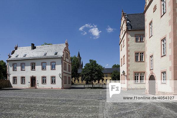 Finanzamt Nebenstelle In Der Burg Friedberg Wetterau Hessen Deutschland