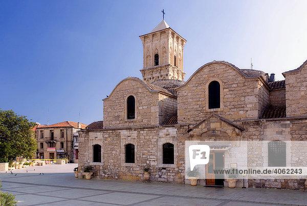 Lazaruskirche  Larnaca  Zypern  Asien