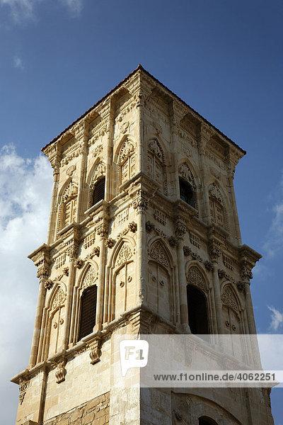 Kirchturm zur Lazaruskirche  Larnaca  Zypern  Asien