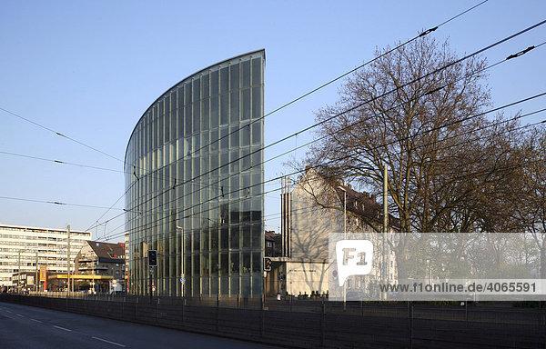 Haus der Wirtschaftsförderung  Duisburg  Nordrhein-Westfalen  Deutschland  Europa
