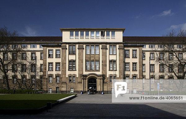 Land- und Amtsgericht  Duisburg  Ruhrgebiet  Nordrhein-Westfalen  Deutschland  Europa