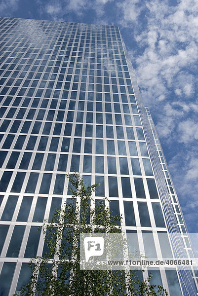 Highlight Towers  Architekten Murphy/Jahn  München  Bayern  Deutschland  Europa