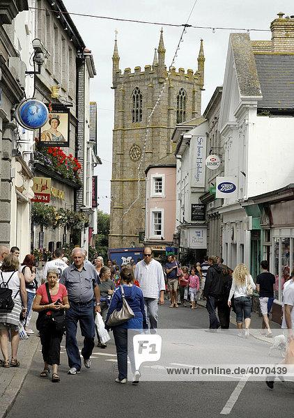 Porthkerris  Cornwall  Südengland  Großbritannien  Europa