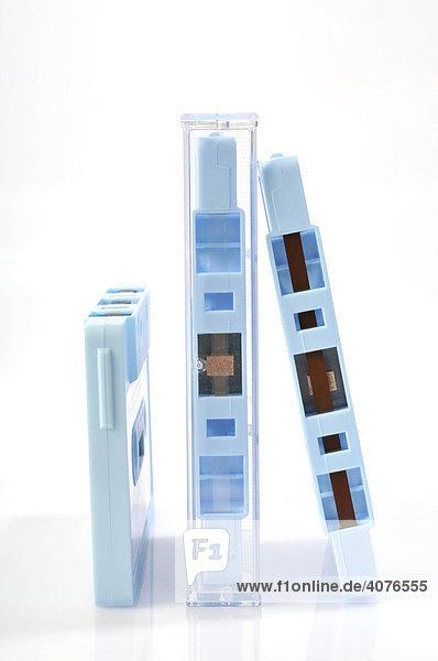 Compact Cassetten  Audiocassetten