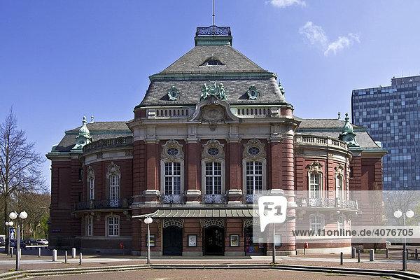 Laeiszhalle in Hamburg  Musikhalle  Hamburg  Deutschland  Europa