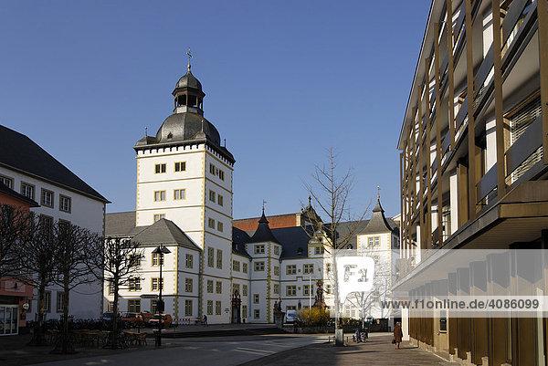 Paderborn North Rhine Westphalia Germany Gymnasium Theodorianum