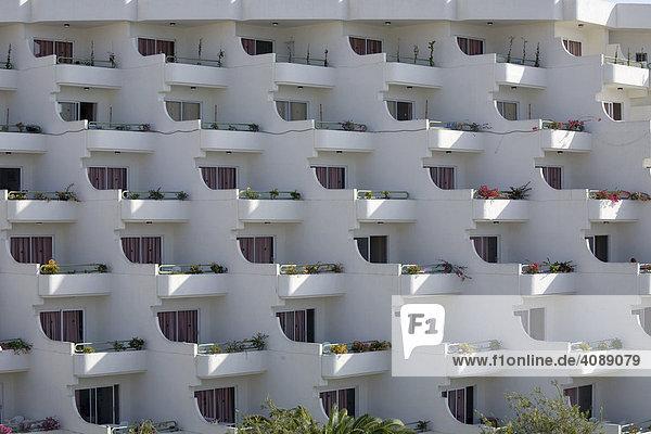 Hotel auf Teneriffa  Kanarische Inseln  Spanien