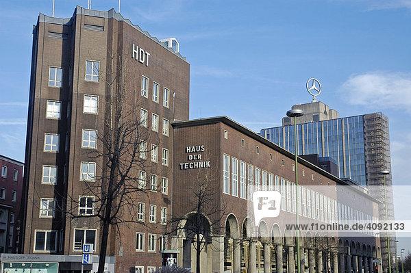 HdT  Haus der Technik  Essen  NRW  Nordrhein Westfalen  Deutschland