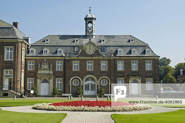 Schloss Nordkirchen  Münsterland  NRW  Nordrhein Westfalen  Deutschland