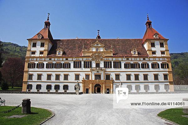 Castle Eggenberg  Graz  Styria  Austria
