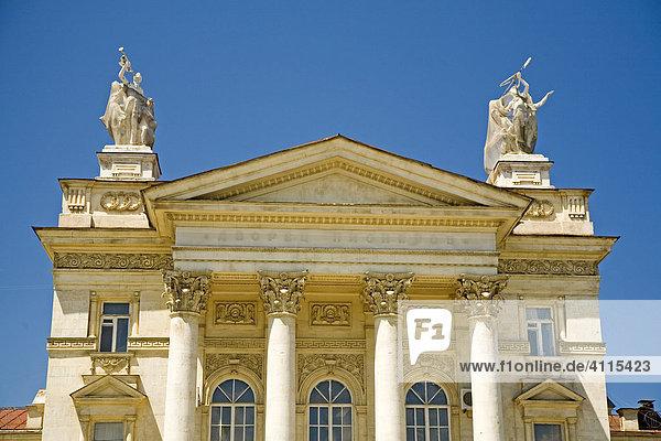 Dramaturgisches Theater  Sevastopol  Krim  Ukraine  Süd-Osteuropa  Europa