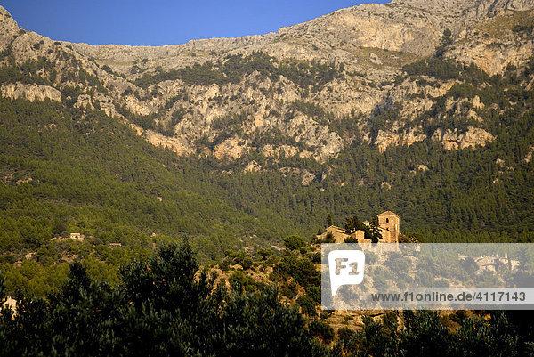 Bergdorf Deia  Mallorca  Balearen  Spanien