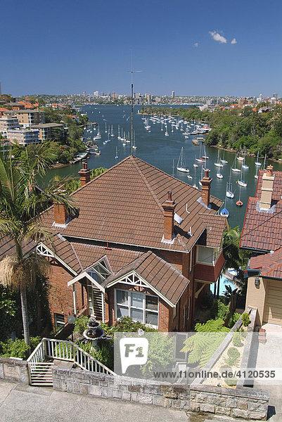 Dwelling house  Sydney  New South Wales  Australia
