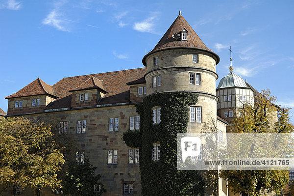 Altes Schloss  Stuttgart  Baden-Württemberg  Deutschland