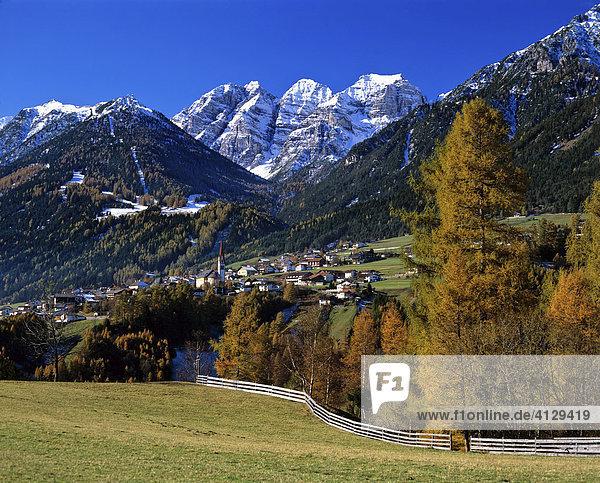 Mieders  Stubaital  Kalkkögel  Stubaier Alpen  Tirol  Österreich