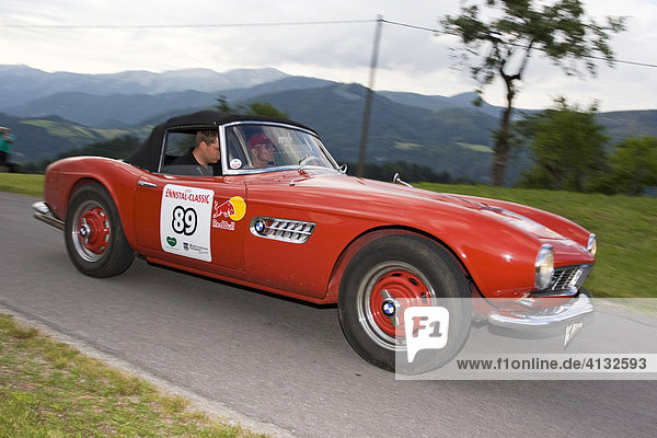 BMW 507  Oldtimer  Ennstal-Classic 2007  Österreich