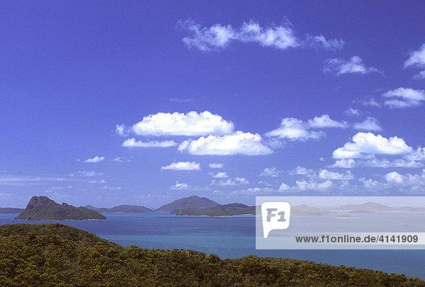 Whitsunday Islands  Queensland  Australien