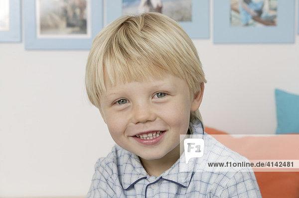 3-Jähriger Junge  Portrait