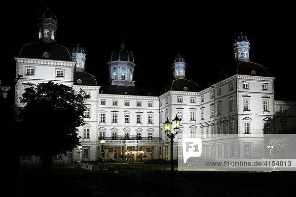 Grand Hotel Schloss Bensberg  Bergisch Gladbach-Bensberg  Nordrhein-Westfalen  Deutschland