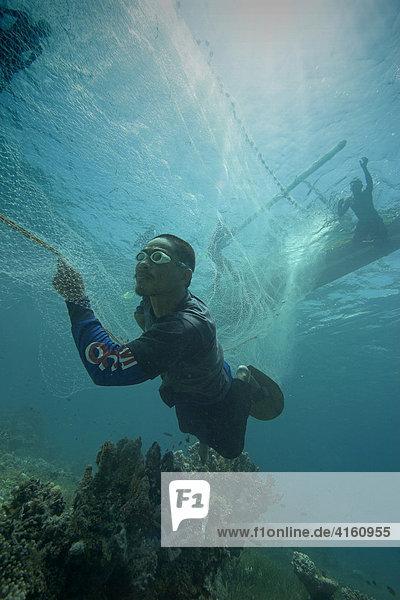 Philippinische Fischer  Philippinen