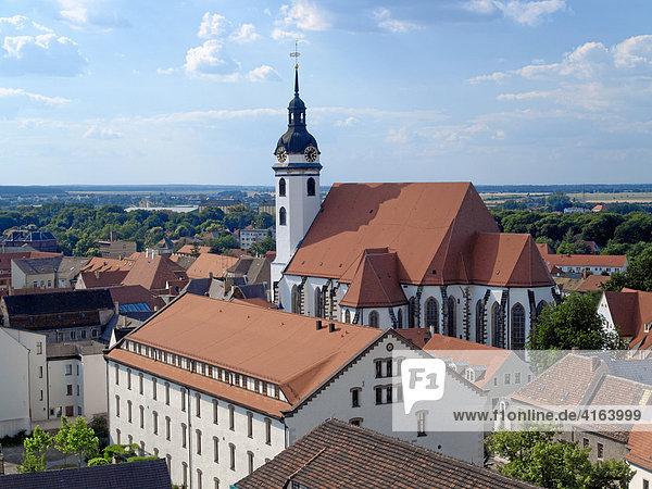 Torgau in Sachsen