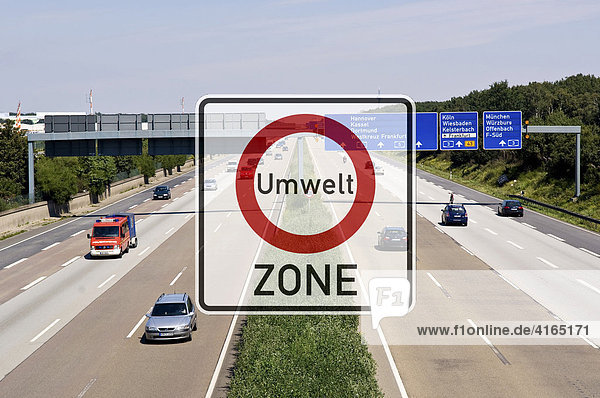 Environmental zone highway