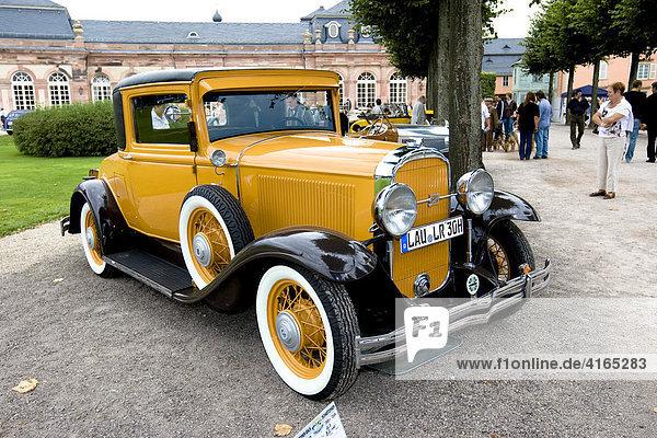 Buick USA 1931  Oldtimer-Gala Schwetzingen  Baden Württemberg Deutschland