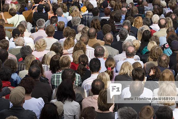Publikum Landshut Niederbayern