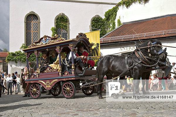 Kaiserfest in Füssen - Allgäu