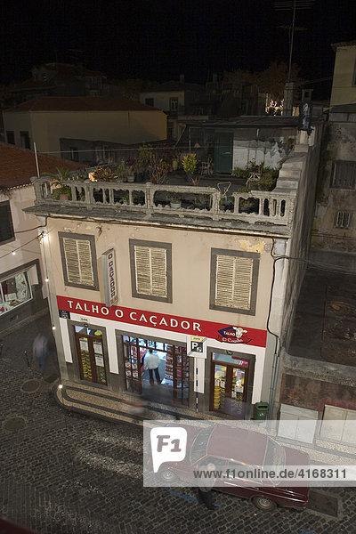 Stadtzentrum Funchal - Madeira