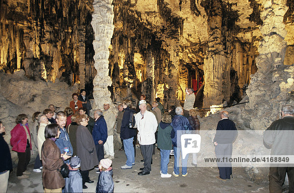 Mallorca Coves de Art‡ - Arta caves
