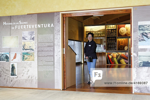 Salzmuseum Las Salinas   Fuerteventura   Kanarische Inseln