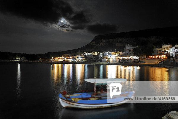 Matala  Südkreta  Kreta  Griechenland