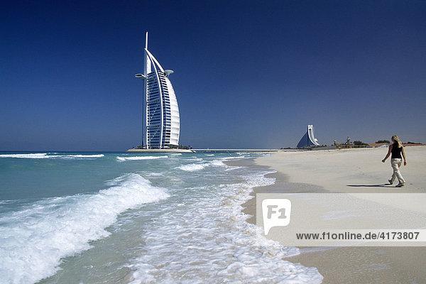 Burj-al-Arab  Dubai  Vereinigte Arabische Emirate