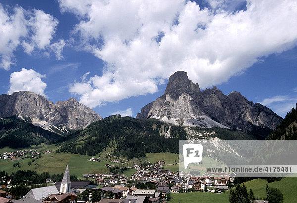 Corvara  Südtirol  Italien