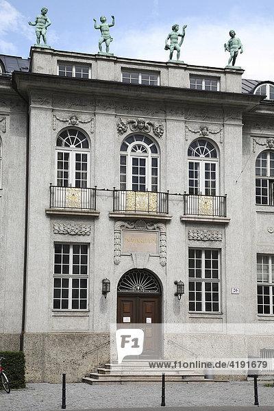 Mozarteum  Salzburg  Österreich