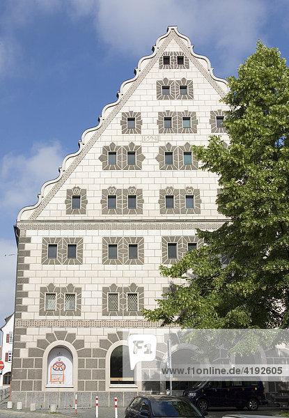 Ulm  das traditionsreiche Kornhaus