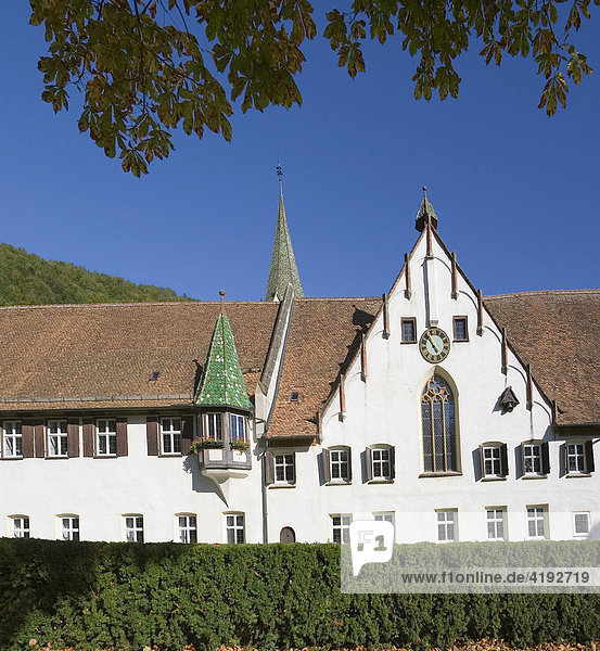 Kloster Blaubeuren  Baden-Württemberg  Deutschland