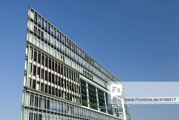 Modernes Bürohaus (Deichtorcenter)  Ost-West-Straße  Hamburg  Deutschland