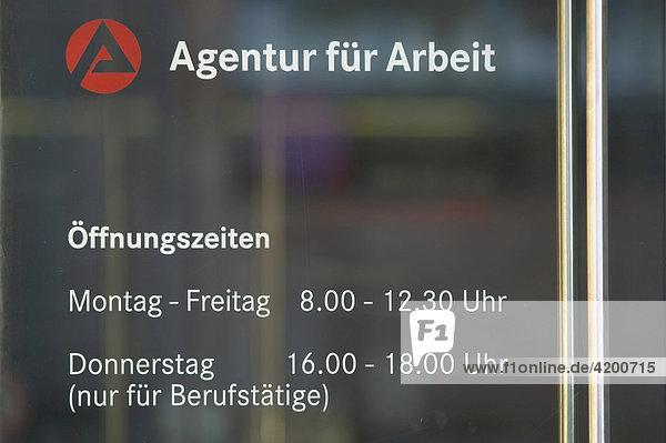 agentur für arbeit ettlingen öffnungszeiten
