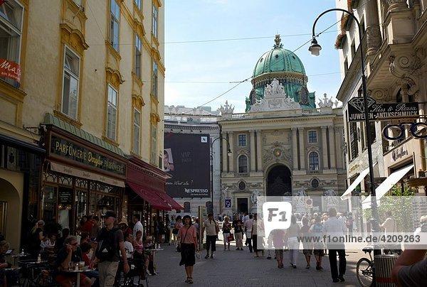 -Snack Bar in the Streets- Wien (Austria).