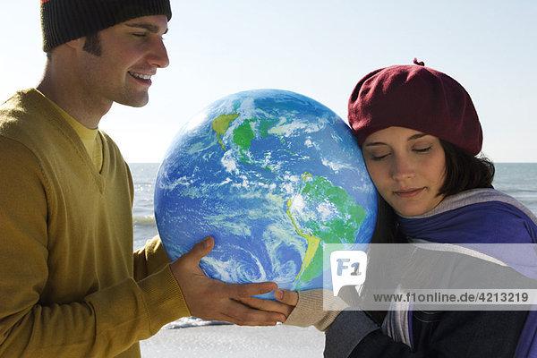 Ökologiekonzept  Schutz der Erde