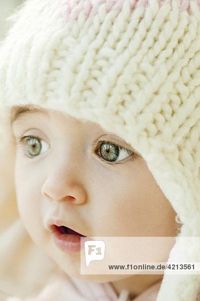 Baby Mädchen  Portrait