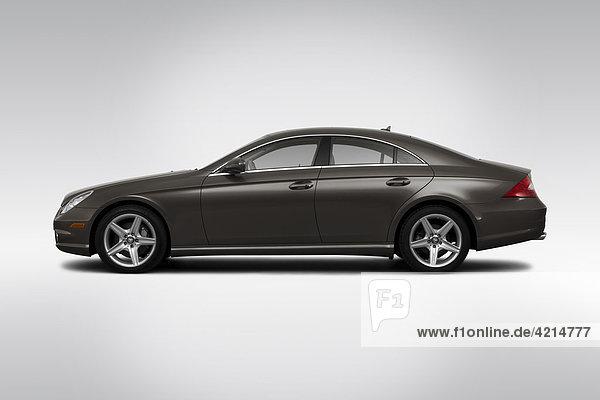 Profil Profile grau fahren Daimler-Chrysler Seitenansicht