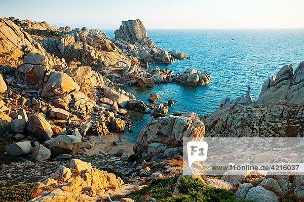 Capo Testa. Santa Teresa Gallura. Costa Smeralda. Sardinia. Italy.